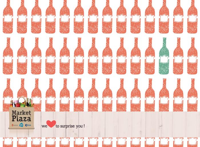 Campagne-Wereldregio-wijn